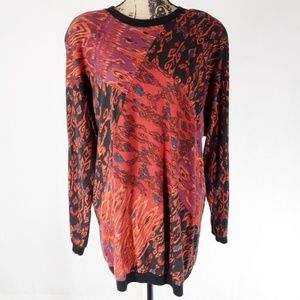 Carole Little | True Vintage Boho Chic Tunic (L)